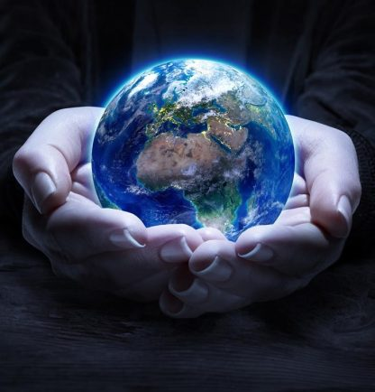 Relieve the burden of the earth
